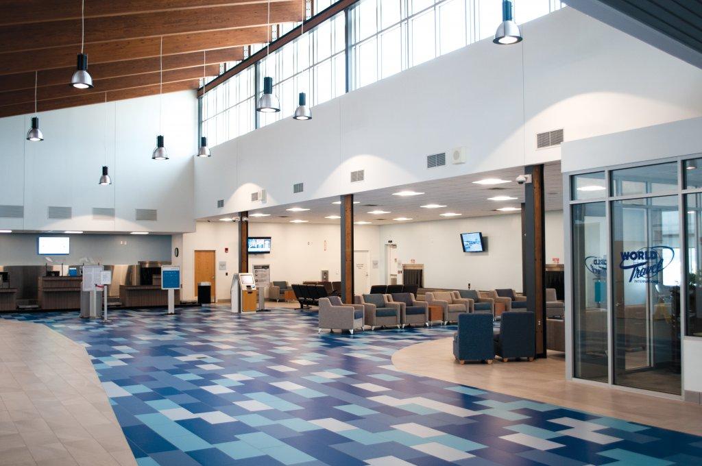 IPT Williamsport Regional Airport Terminal