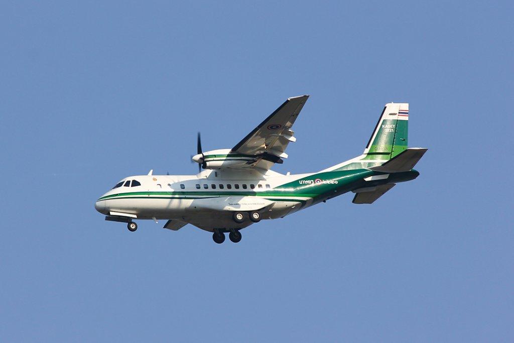 King Air Twin Airplane